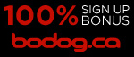 Sign Up at Bodog