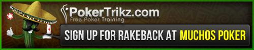 Muchos Poker Rakeback